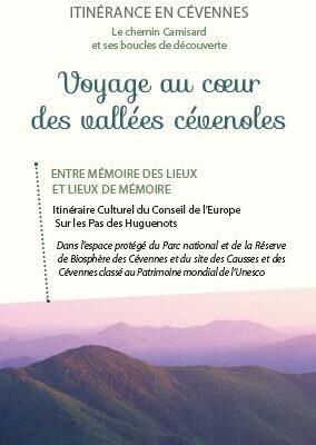 Image 0 : Itinérance en Cévennes